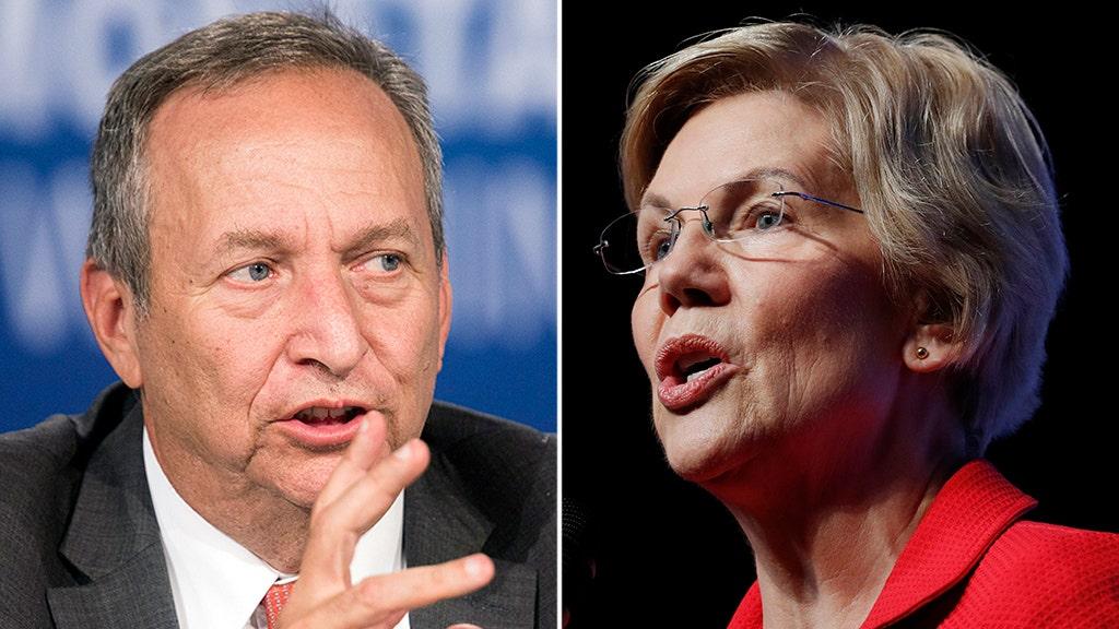 Former Clinton Treasury Secretary Larry Summers warns about Warren tax plan: 'Not remotely feasible'