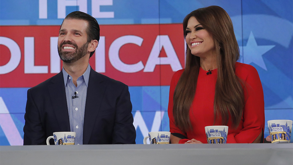 Kim Guilfoyle tests positive, Don Jr. negative, for coronavirus, Trump campaign confirms - fox