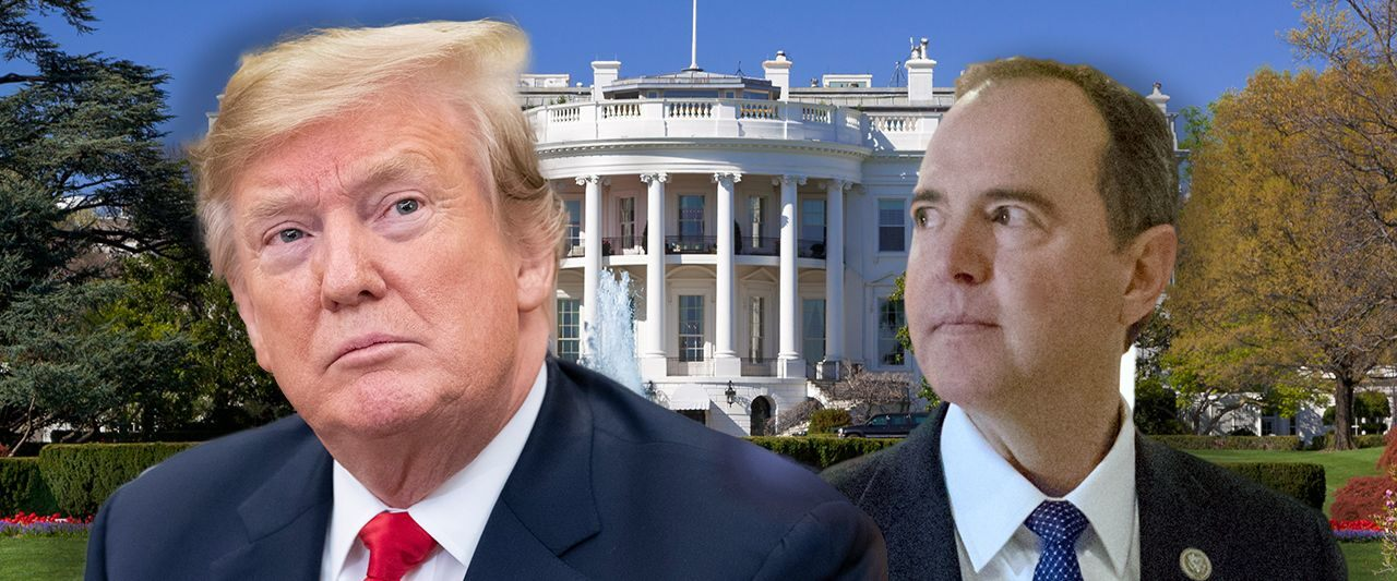 Westlake Legal Group TrumpSchiff093019 Schiff, in Trump's Senate impeachment trial, denies knowing whistleblower Nick Givas fox-news/politics/trump-impeachment-inquiry fox-news/politics/senate fox-news/person/donald-trump fox-news/person/adam-schiff fox news fnc/politics fnc article a1faa56d-9b14-5df0-9d1a-37b5236ab4f2