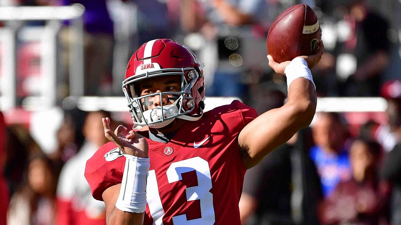 Alabama's Tua Tagovailoa sets deadline for NFL Draft decision