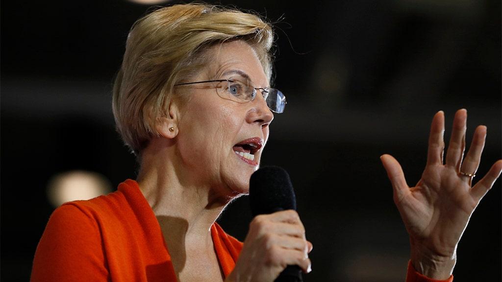 Elizabeth Warren announces 'Blue New Deal for our oceans'