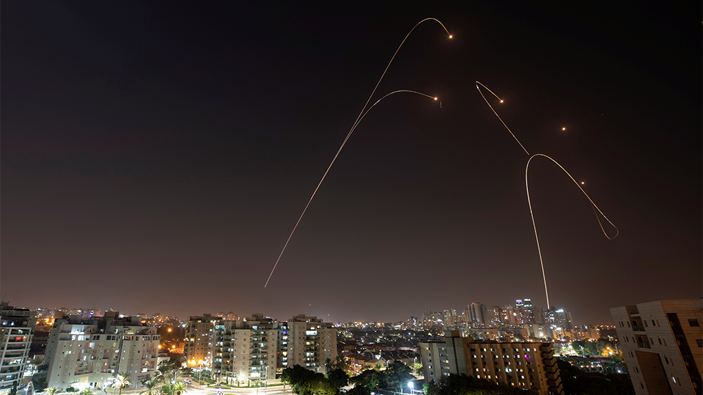 Israeli military says it's 'raining rockets' from Gaza; Islamic Jihad launching one every 7 minutes since l...