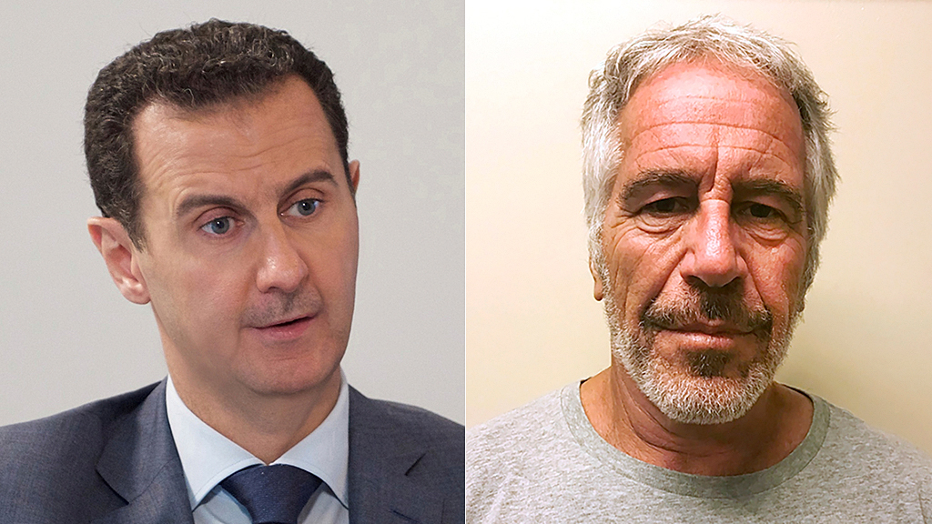 Syria's Assad claims Jeffrey Epstein didn't commit suicide: 'He was killed because he knew a lot of vital s...