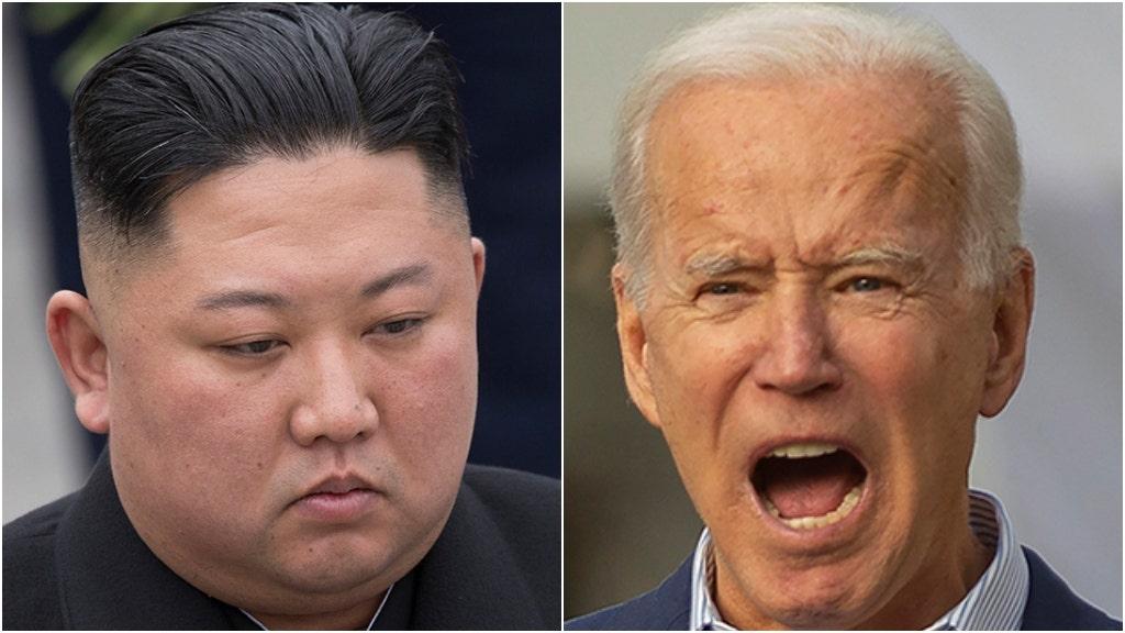 Nordkorea Etiketten Biden ein 'Tollwütigen Hund' für die Aufnahme Seitenhieb auf die würde des Kim-Regimes