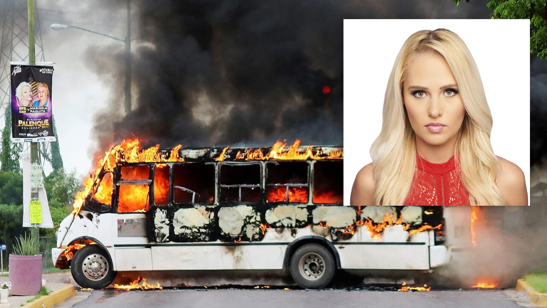 'Wake up, this could've been any of us': Tomi Lahren praises Trump's wall efforts after cartel massacre
