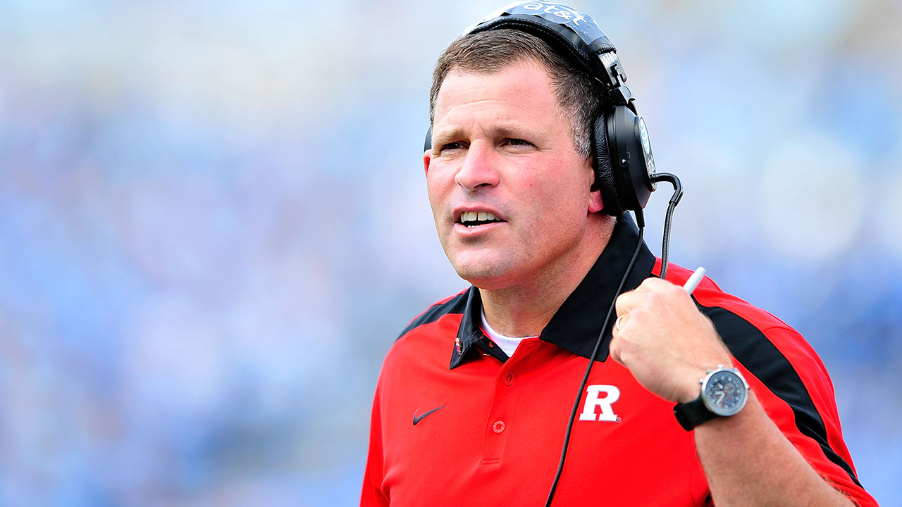 Rutgers rehires Greg Schiano to coach football team after 8 seasons apart