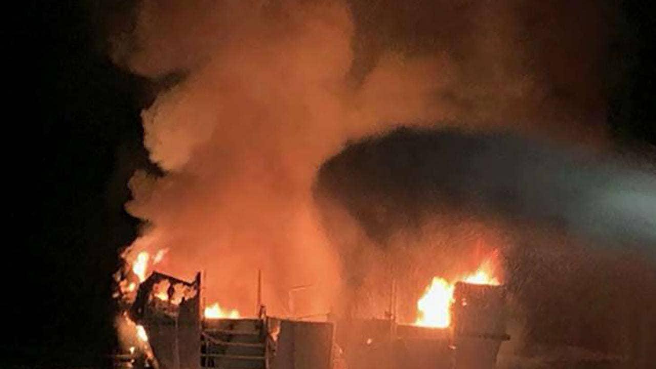 Kalifornien Tauchboot in Labor Day Feuer war befreit von der Coast Guard-Sicherheits-Vorschriften: Bericht