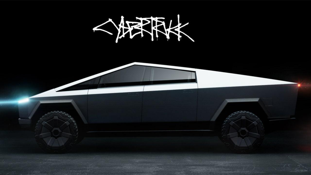 Tesla Cybertruck pickup revealed with $39,900 starting price