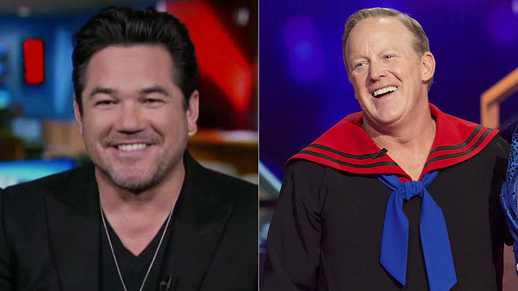 Dean Cain on Spicer's 'DWTS' success: Trump critics want to change the rules, like the Electoral College