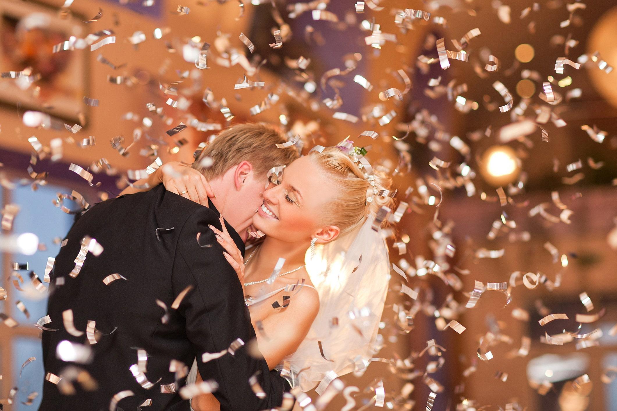 Survey reveals 2019's 'most popular' wedding first dance songs