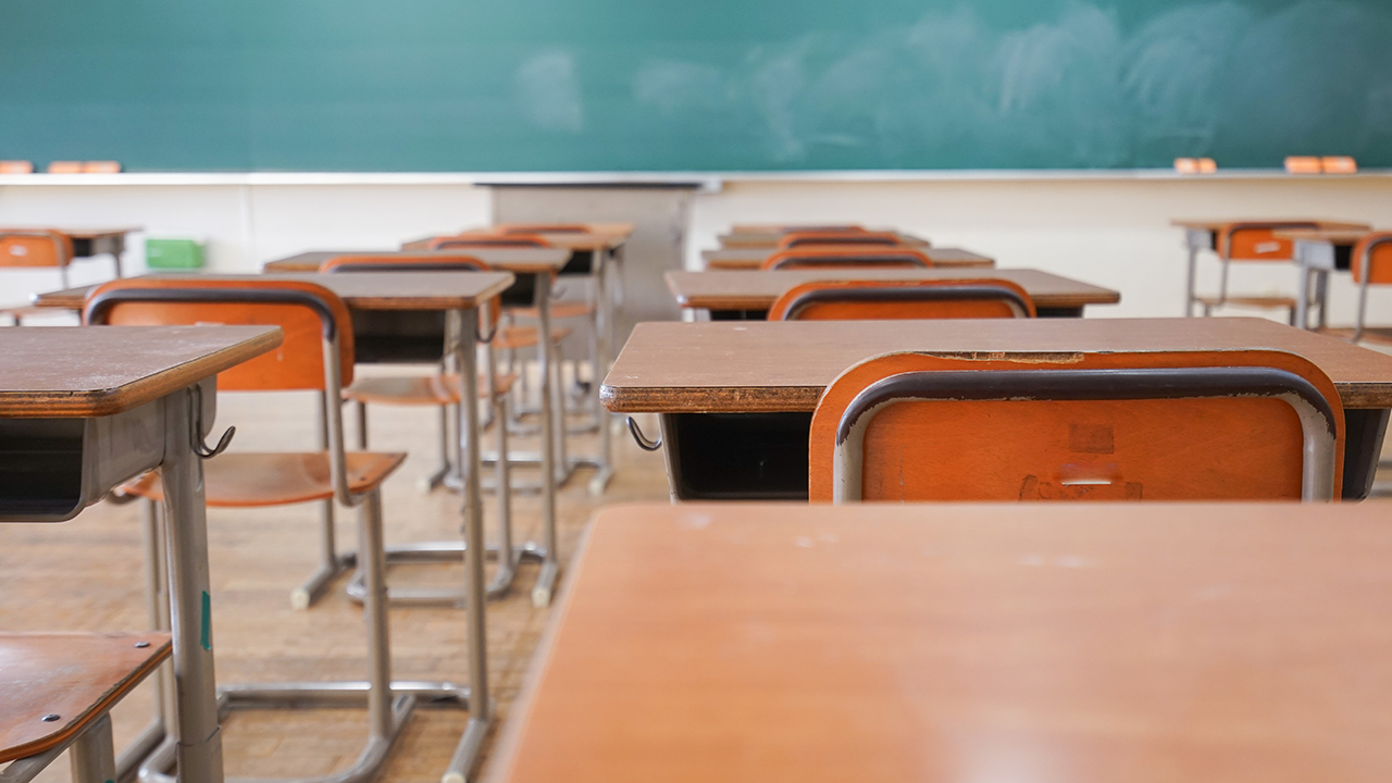 Westlake Legal Group iStock-classroom Tennessee students stage walkout over N-word assignment after teacher placed on leave fox-news/us/us-regions/southeast/tennessee fox-news/us/personal-freedoms/first-amendment fox-news/us/education/teachers fox-news/us/education/high-school fox news fnc/us fnc Dom Calicchio article 06e8f577-40b1-5a03-a2c9-97fe14d0514f