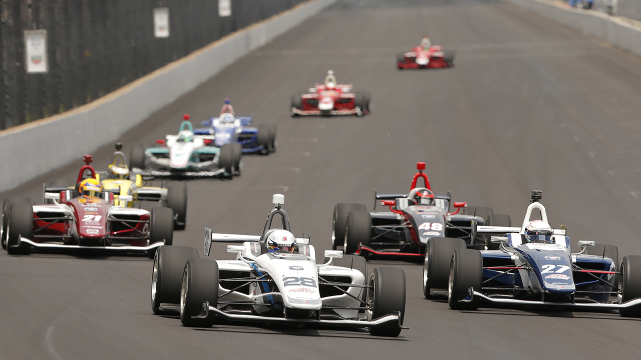 Indianapolis Motor Speedway to host autonomous car race