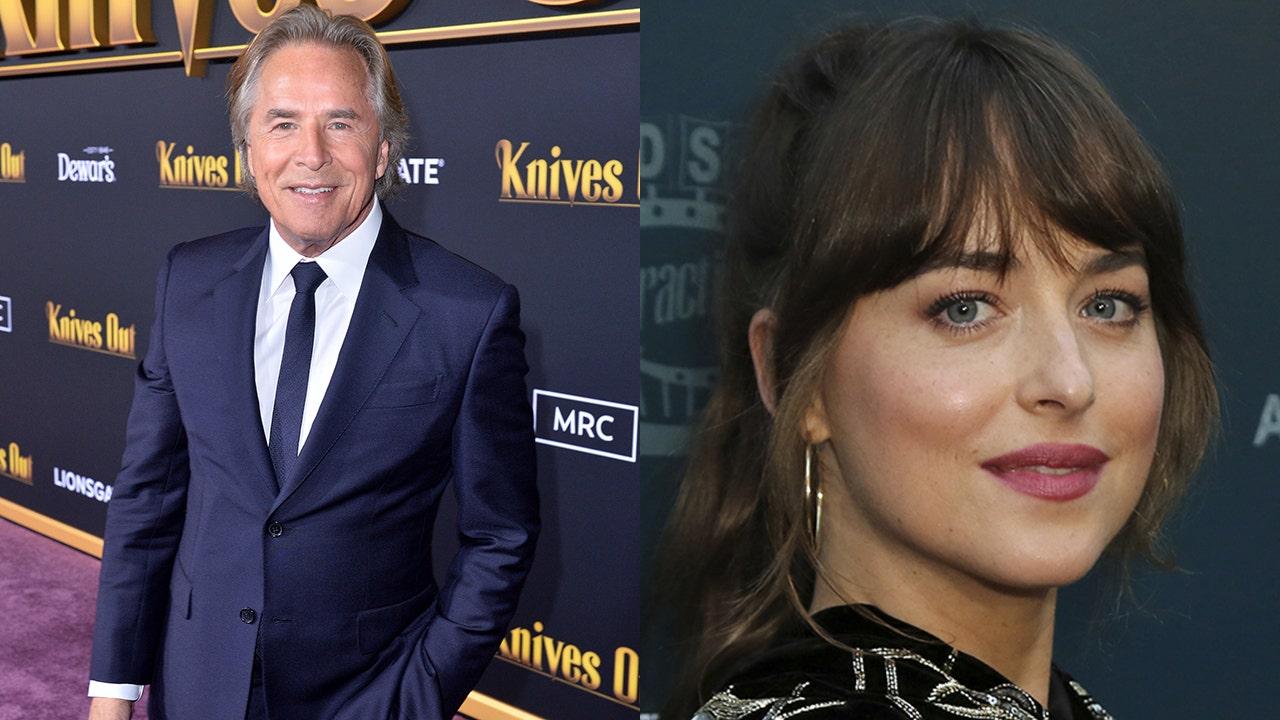 Don Johnson discusses daughter Dakota's success: 'She's a wonderful actress'