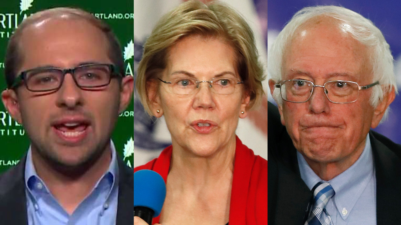 Westlake Legal Group justin-warren-sanders Justin Haskins: America doesn't want socialism in 2020 Julia Musto fox-news/shows/fox-friends fox-news/politics/socialism fox-news/politics/elections/democrats fox-news/politics/elections/campaigning/trump-2020-campaign fox-news/politics/2020-presidential-election fox-news/person/donald-trump fox-news/media/fox-news-flash fox news fnc/media fnc article 898a6c7e-fa85-5152-bc6f-6b455377ca5f