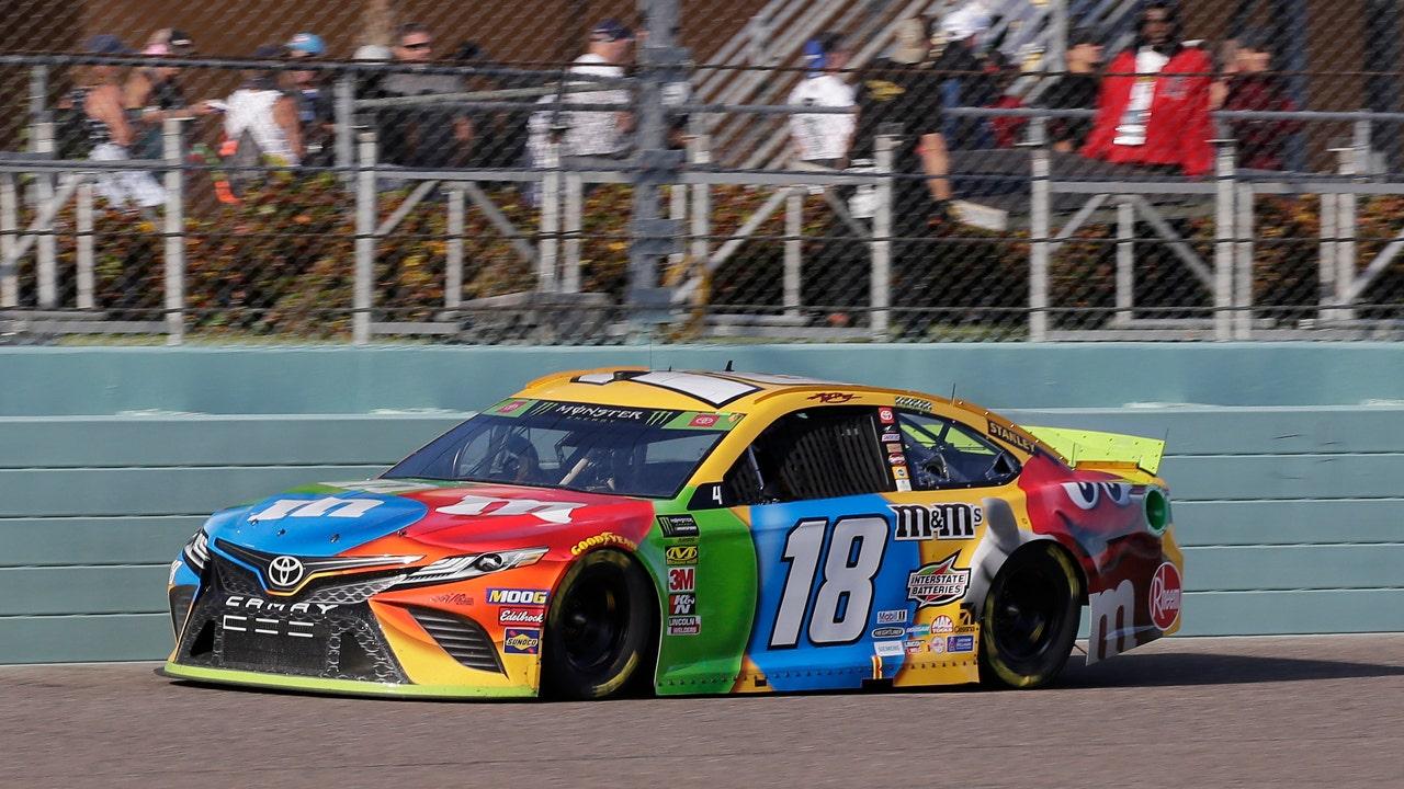 Westlake Legal Group kylebusch Kyle Busch leads Gibbs trio to win 2nd NASCAR championship fox-news/auto/nascar fnc/auto fnc c37ed527-366a-5cd6-8704-db47e202a4ea Associated Press article