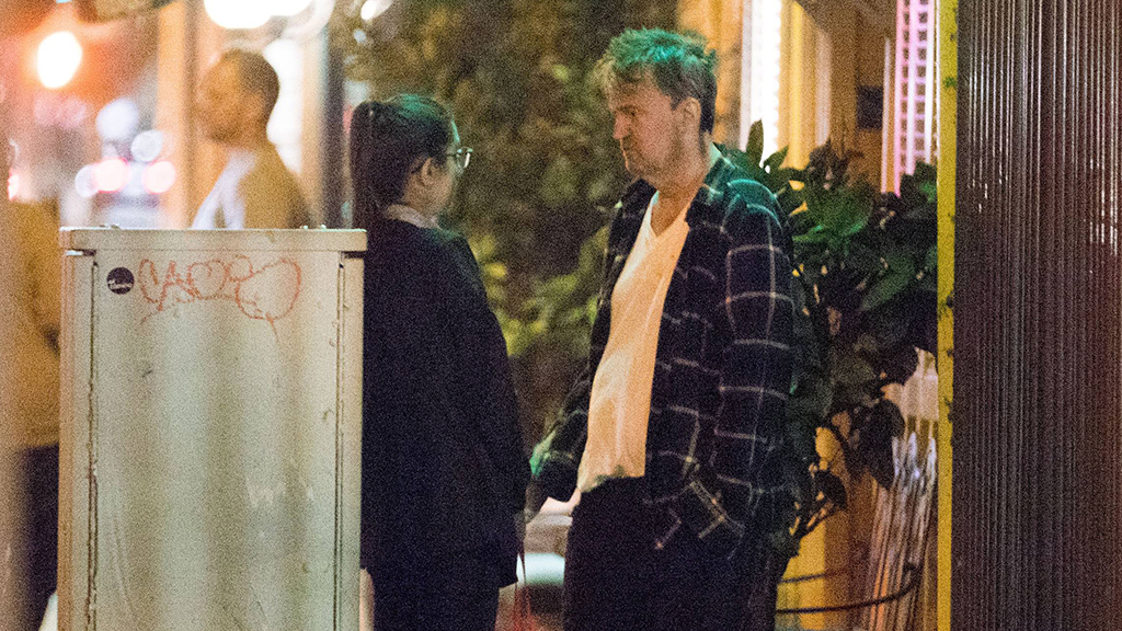 Photos of Matthew Perry have actor's fans wondering if he's OK