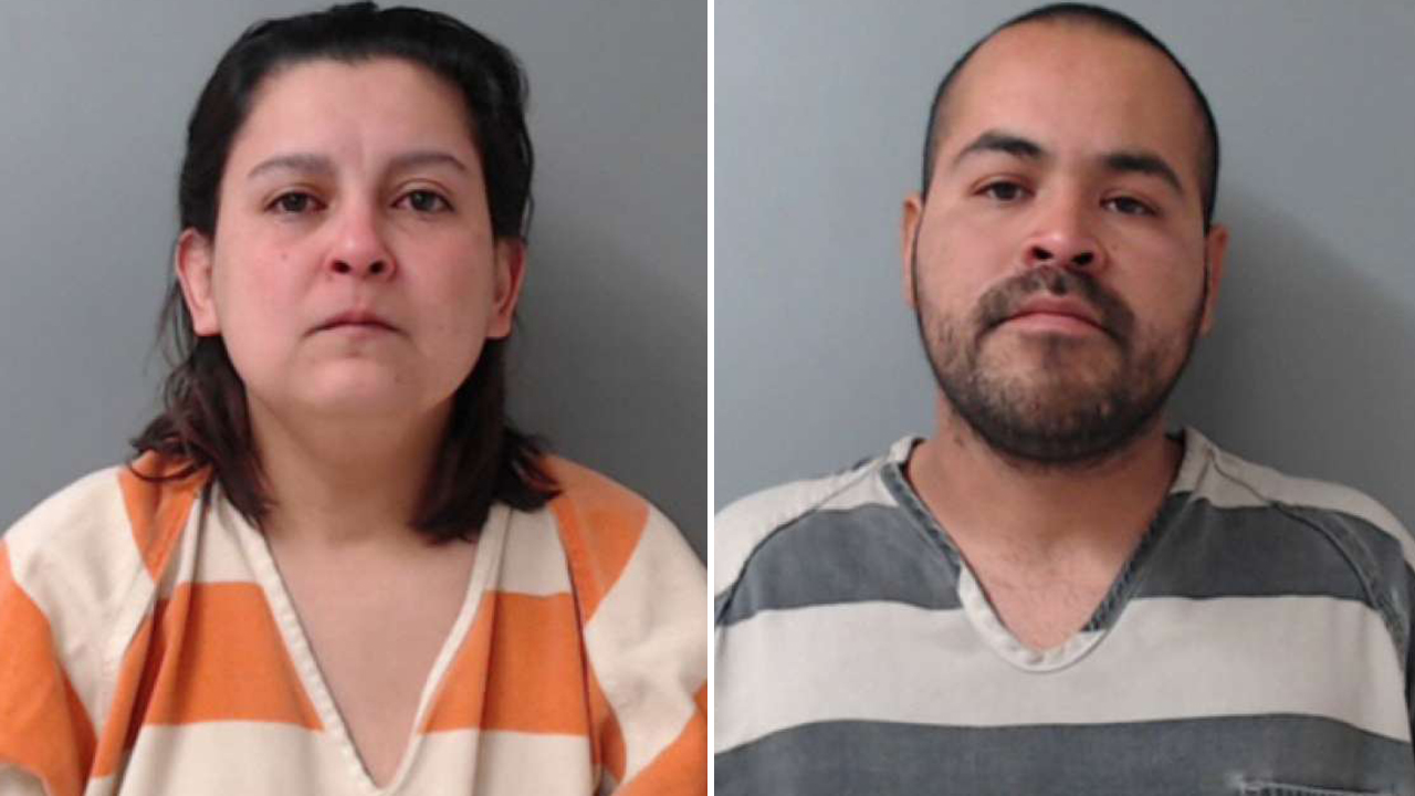 Texas parents sentenced for dissolving remains of daughter, 2, in tub of acid