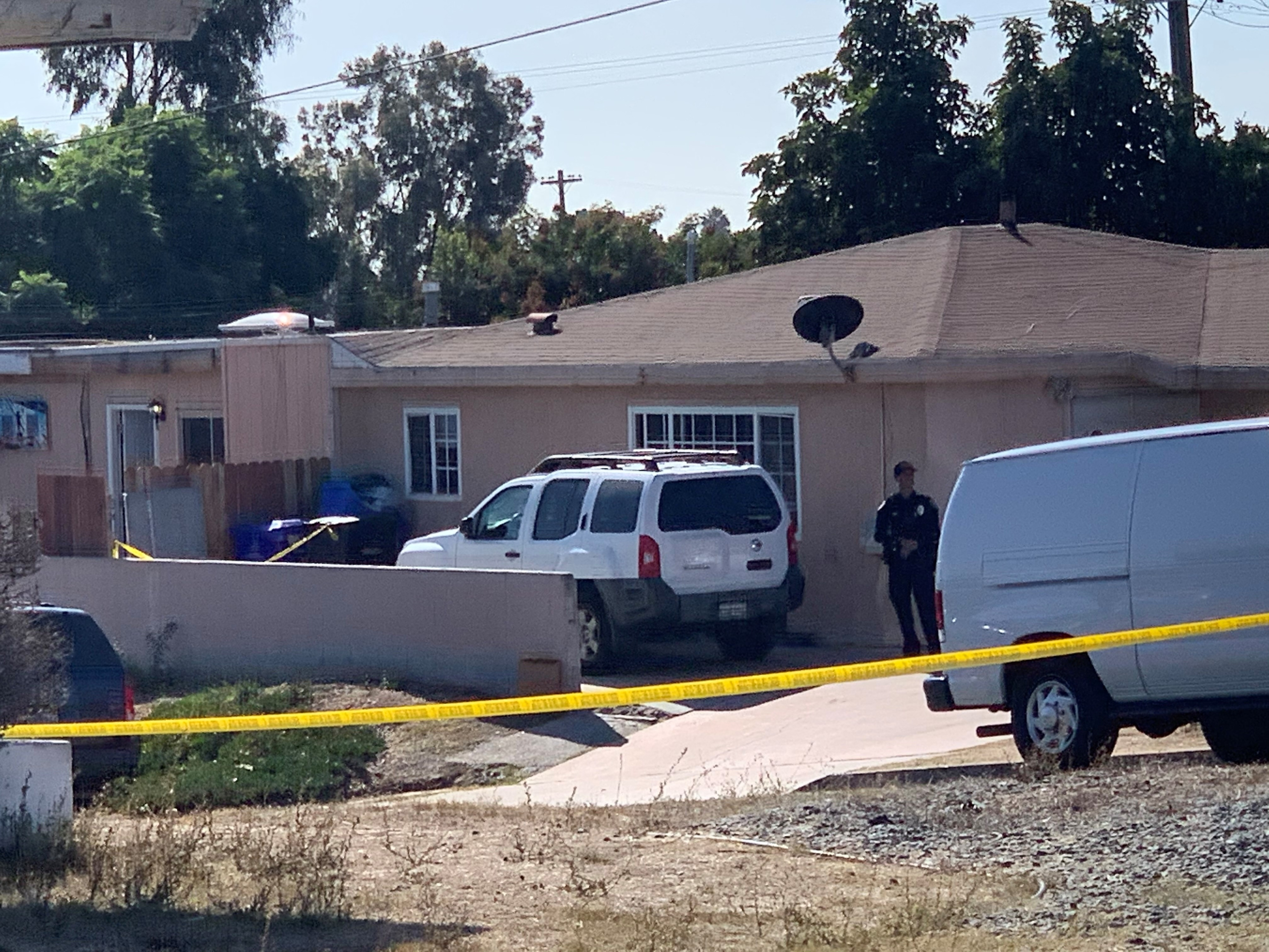 5 dead, including three boys under 10, after shooting at San Diego home