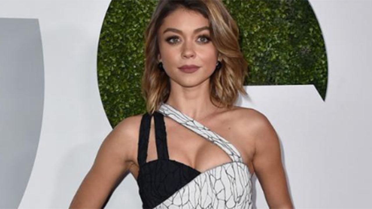Sarah Hyland fires back at Instagram critic who ridiculed her tan at the 2020 SAG Awards
