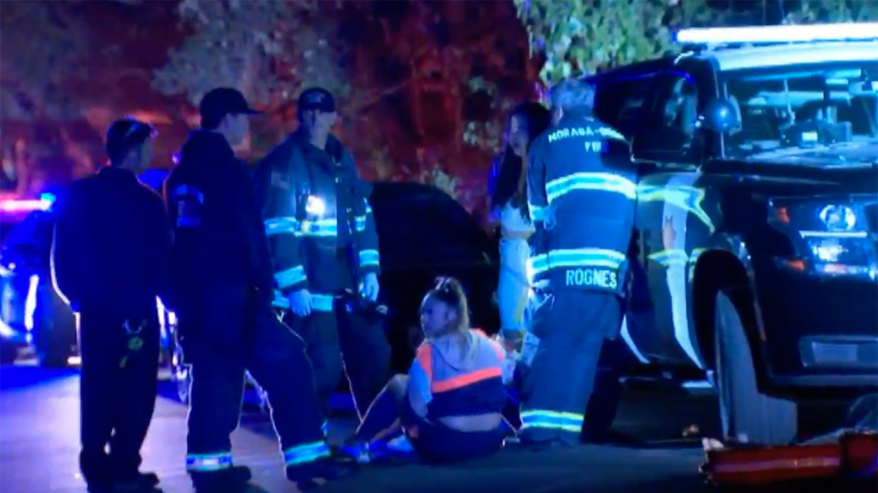 California Halloween party shooting leaves at least 4 dead