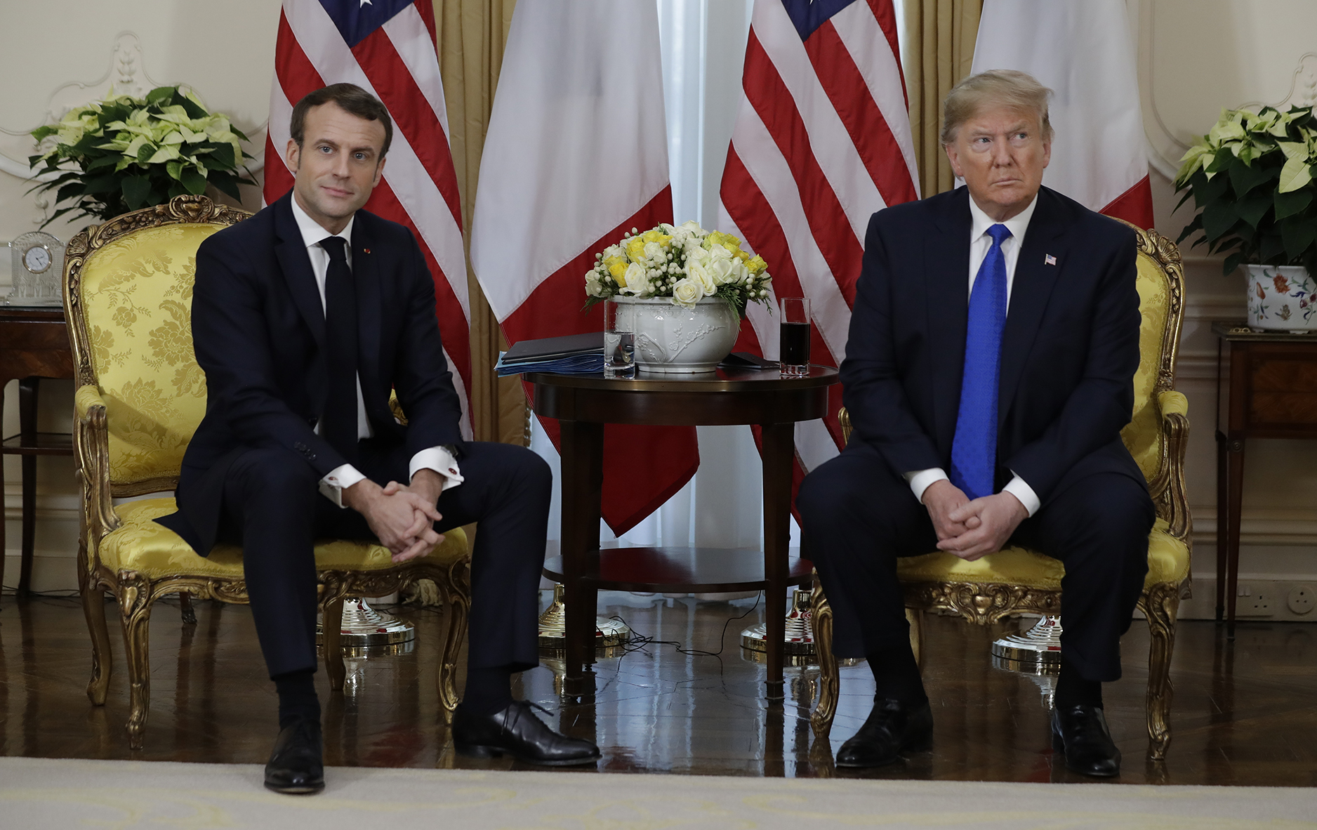 Westlake Legal Group 12_AP19337519358431 France's Macron: If Trump pulls US military out of Africa, it would be 'bad news' Morgan Phillips fox-news/world/world-regions/africa fox-news/world/conflicts fox-news/politics/defense/secretary-of-defense fox-news/politics/defense fox-news/person/emmanuel-macron fox news fnc/world fnc cdd6642d-8868-522d-a2e0-ee6adc58e111 article