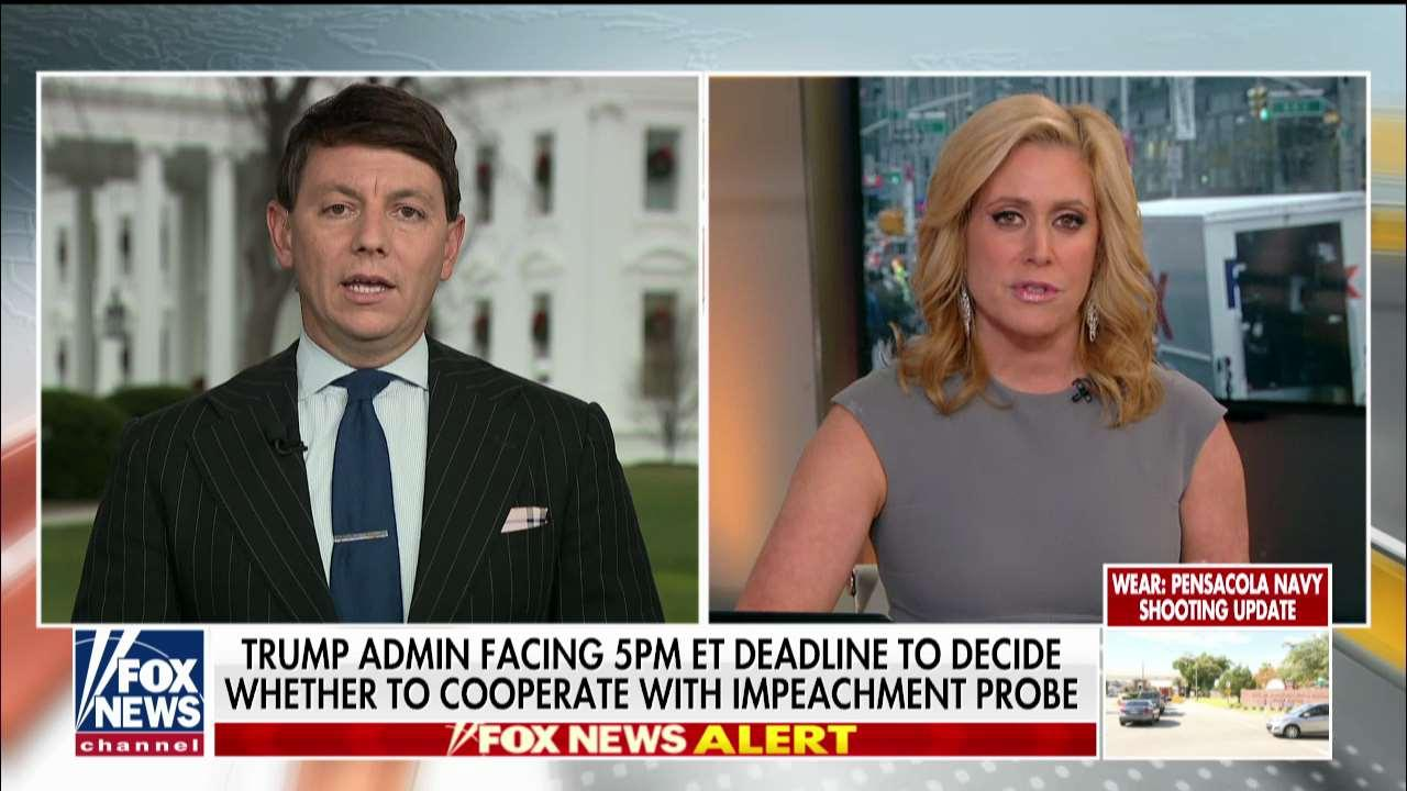 Westlake Legal Group 694940094001_6113768079001_6113763808001-vs Melissa Francis presses White House spokesman on claim some Senate Republicans could support impeachment fox-news/us/us-regions/northeast/delaware fox-news/shows/outnumbered-overtime fox-news/politics/trump-impeachment-inquiry fox-news/politics/senate/republicans fox-news/politics/senate/democrats fox-news/politics/executive/white-house fox-news/person/nancy-pelosi fox-news/person/donald-trump fox-news/media/fox-news-flash fox-news/media fox news fnc/media fnc Charles Creitz article 4e1c7dde-b7dd-5596-85ed-a8f563a27d8b