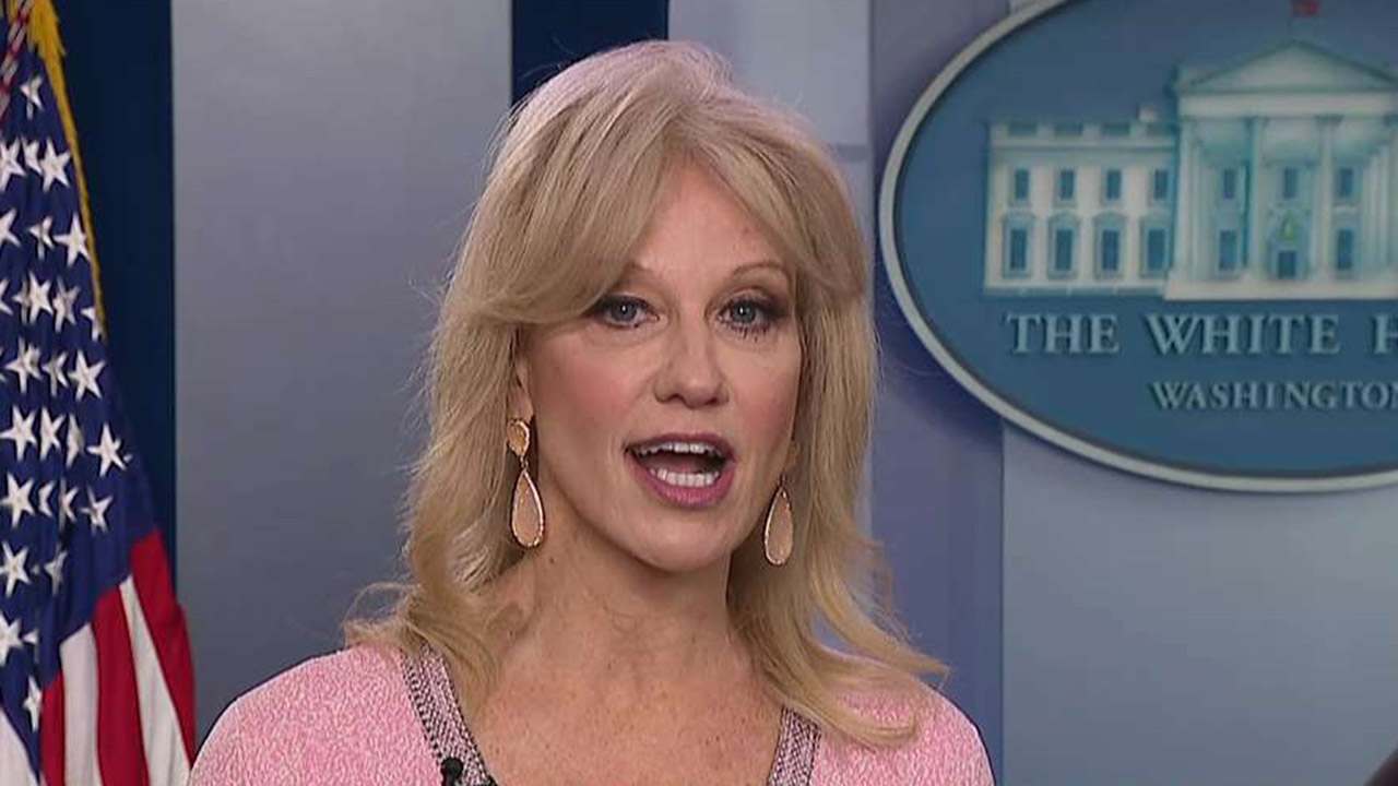 Westlake Legal Group 848b46c4 Kellyanne Conway calls out Dems' star impeachment witness: 'Who the hell are you to look down on half the country?' Nick Givas fox-news/shows/fox-friends fox-news/politics/trump-impeachment-inquiry fox-news/politics/house-of-representatives/democrats fox-news/person/donald-trump fox-news/media/fox-news-flash fox news fnc/media fnc d3b0047c-d122-5194-adb3-be8579ac2c16 article