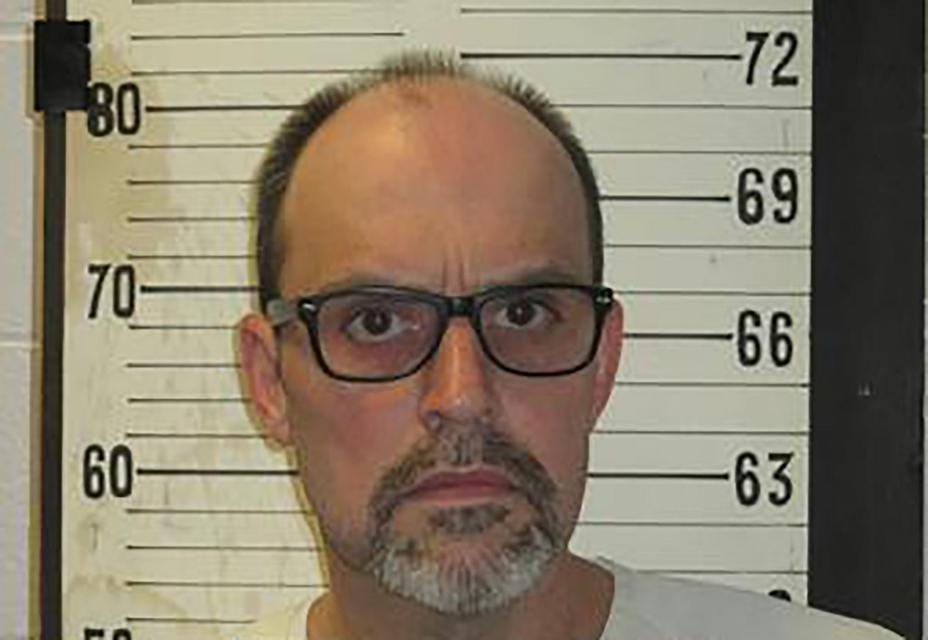Blind Tennessee inmate to be executed in electric chair for murdering estranged girlfriend in 1991
