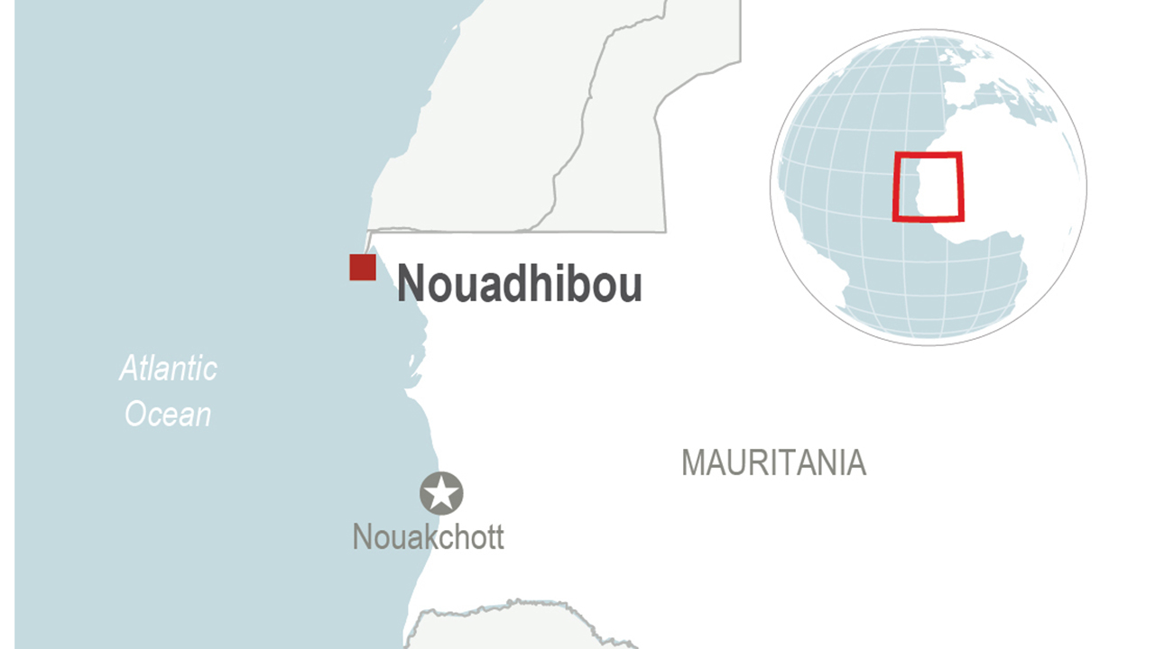 Boat carrying migrants capsizes off Mauritania coast, at least 58 drown