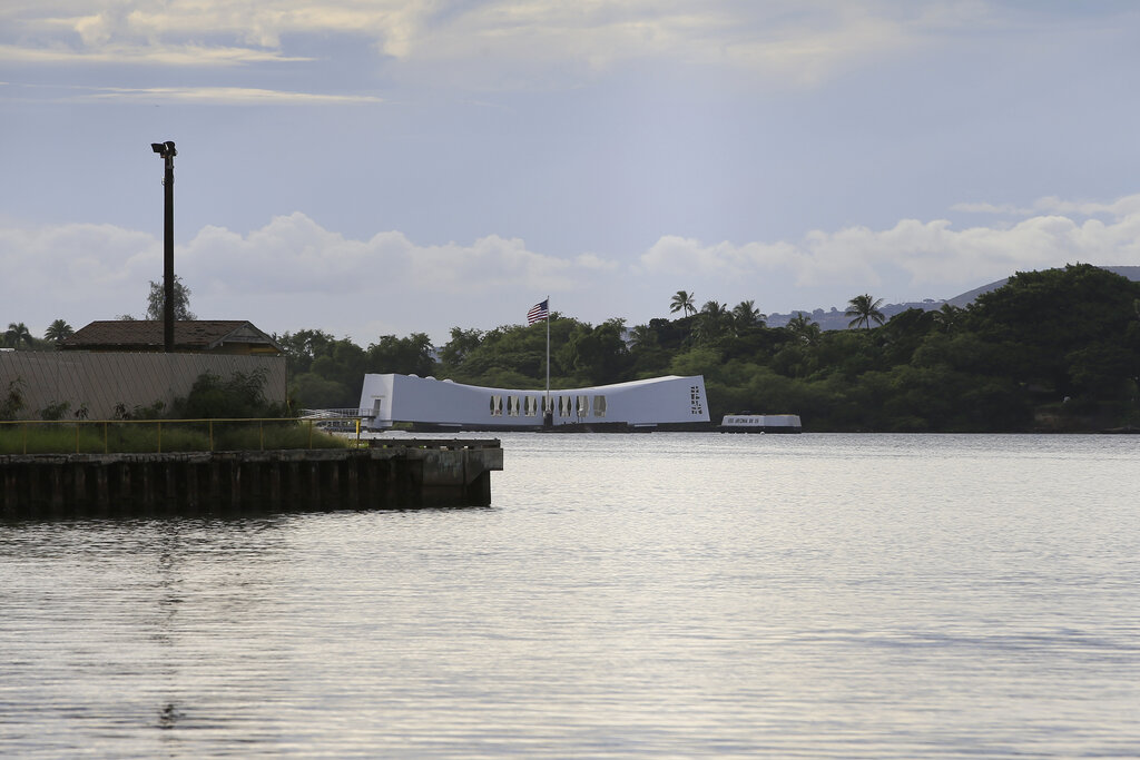 Pearl Harbor gunman was in counseling, facing nonjudicial punishment: military official