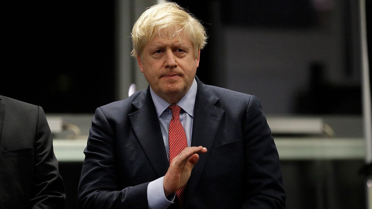 Borisジョンソンのクリスマスメッセージを促世界の記憶窮状のキリシタン迫害され