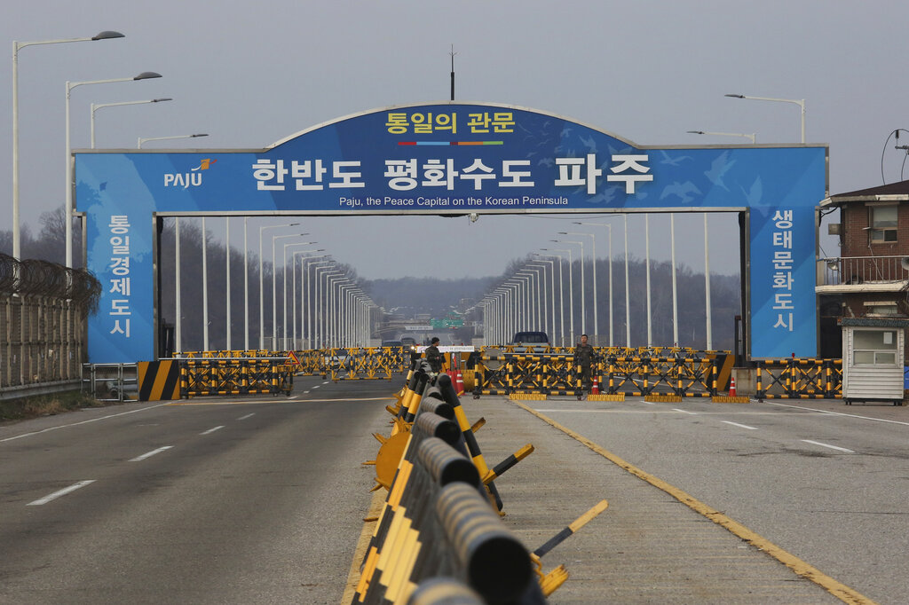 US on high alert for possible 'Christmas gift' missile from North Korea