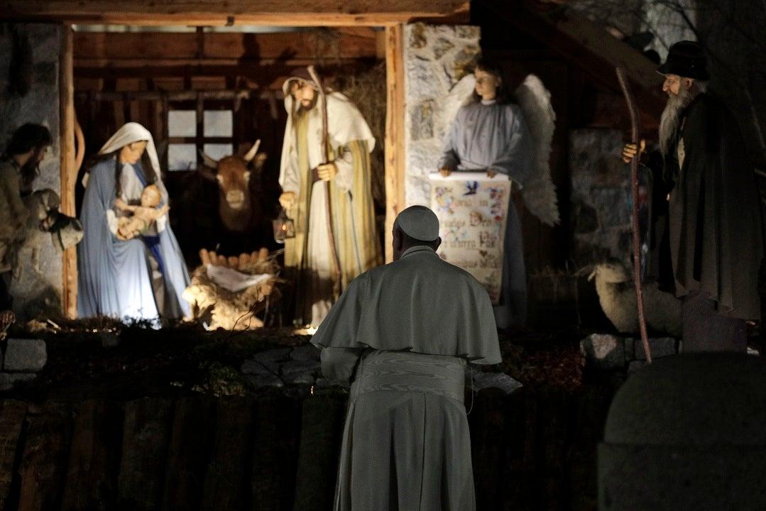 教皇フランシス争からか女性セントピーターローマカトリックスクエアビ