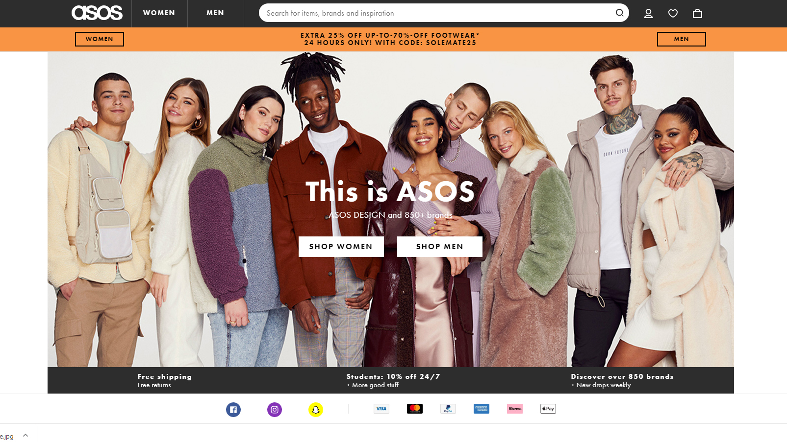 Westlake Legal Group ASOSScrengrab ASOS apologizes, removes 'fat suit' game following accusations of body-shaming New York Post Hana R. Alberts fox-news/style-and-beauty fox-news/fitness-and-wellbeing fnc/lifestyle fnc b017bb7e-d8e1-5077-8542-7ae2c5e70be7 article
