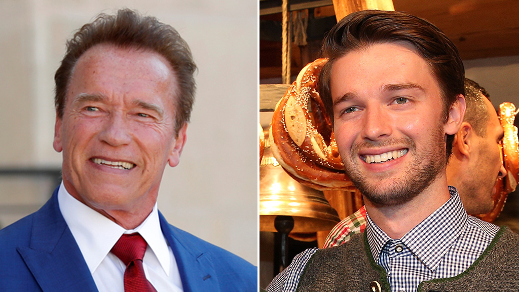 Patrick Schwarzenegger was 'scared' of his dad Arnold as Mr. Freeze in 'Batman & Robin'