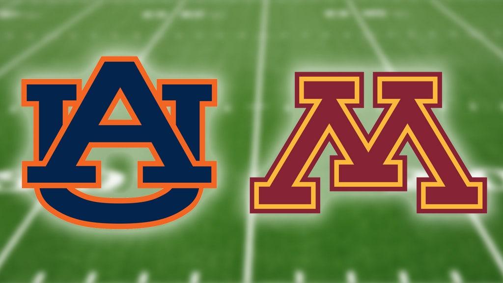 Outback Bowl 2020: Auburn εναντίον Μινεσότα προεπισκόπηση, πώς να παρακολουθήσετε και περισσότερα