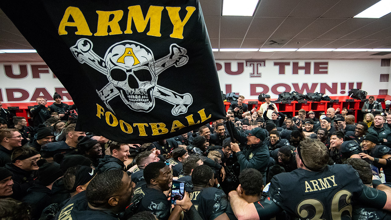 Army football drops 'God Forgives, Brother's Don't' slogan after probe finds link to white supremacist groups