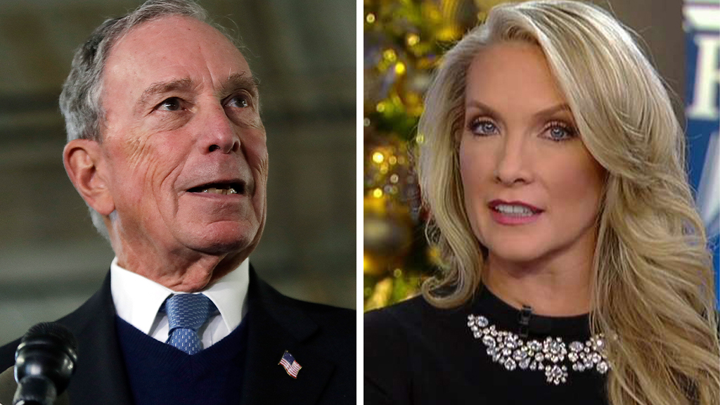 Westlake Legal Group Bloomberg-Perino_Fox-AP Dana Perino calls Bloomberg's 'open office plan' the 'worst' idea of Democratic primary Victor Garcia fox-news/shows/the-five fox-news/politics/elections fox-news/person/michael-bloomberg fox-news/media/fox-news-flash fox-news/media fox news fnc/media fnc e97a40d1-83a9-56c0-b0df-8a36df489b98 article