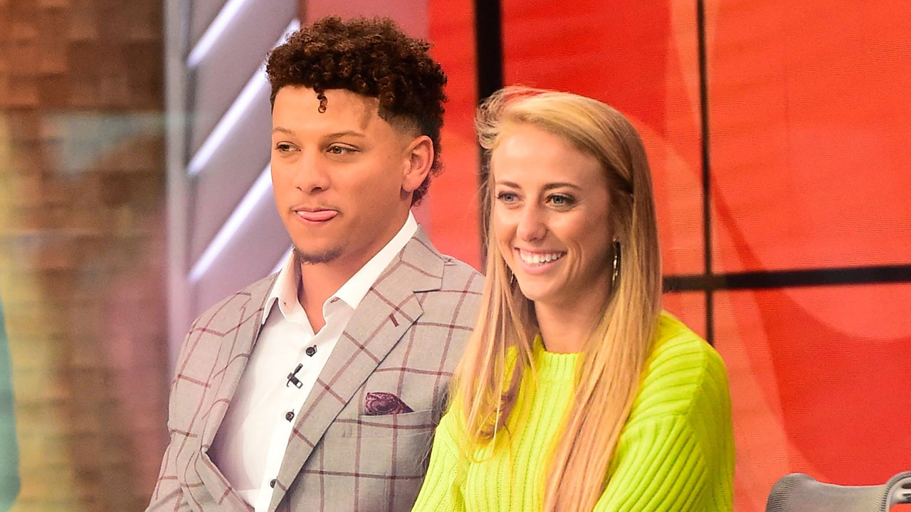 Patrick Mahomes' girlfriend Brittany Matthews says Patriots fans were harassing her during Chiefs game