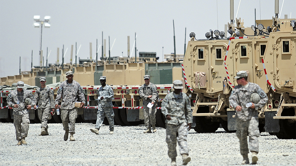Army ex-employee charged with bribery in scheme to steer contracts to Kuwait base