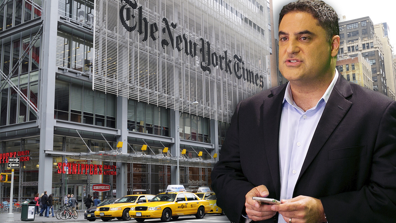 New York Times issues correction after suggesting Cenk Uygur defended David Duke