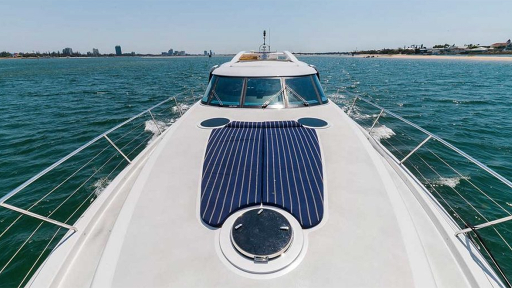 Deckhand in Australia admits to having drunken sex with luxury yacht captain before crash
