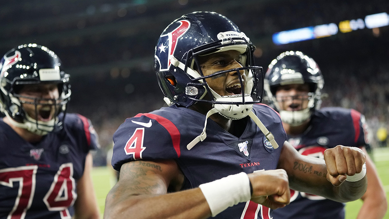 Westlake Legal Group Deshaun-Watson2 Houston Texans' Deshaun Watson reflects on beating idol Tom Brady for first time: 'It was awesome' Ryan Gaydos fox-news/sports/nfl/new-england-patriots fox-news/sports/nfl/houston-texans fox-news/sports/nfl fox news fnc/sports fnc article 6f82b125-6740-54ba-845a-d99a41362c7d