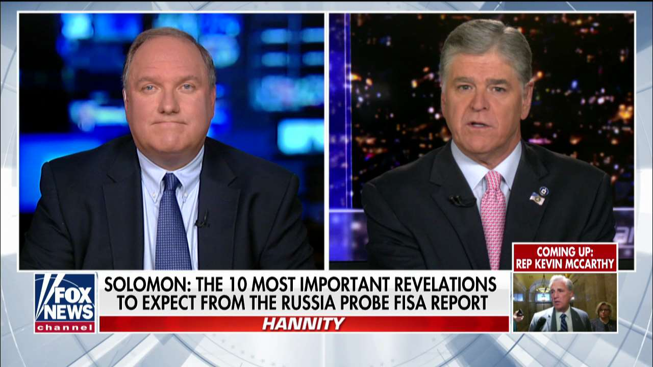 Westlake Legal Group ENC3_132199865585880000 John Solomon: DOJ watchdog's FISA report will have '6 to 12 findings of wrongdoing' fox-news/shows/hannity fox-news/politics/trump-impeachment-inquiry fox-news/politics/house-of-representatives fox-news/politics/elections/senate fox-news/person/donald-trump fox-news/news-events/russia-investigation fox-news/media/fox-news-flash fox-news/media fox news fnc/media fnc e7e85f7b-9543-5e34-a9ae-bd2c9b47d8e7 Charles Creitz article