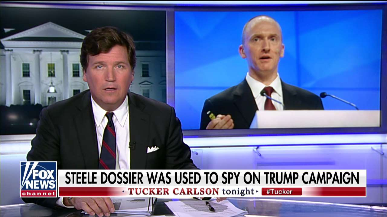 Westlake Legal Group ENC3_132204134546910000 Tucker Carlson on FISA report: Carter Page should sue commentators who doubted him 'into bankruptcy' fox-news/tech/topics/cia fox-news/shows/tucker-carlson-tonight fox-news/politics/justice-department fox-news/person/james-comey fox-news/person/donald-trump fox-news/news-events/russia-investigation fox-news/media/fox-news-flash fox-news/media fox news fnc/media fnc Charles Creitz b795ae8e-1e76-549c-a0ba-b94a1f05bd42 article