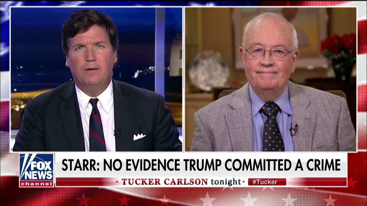 Westlake Legal Group ENC3_132204167713710000 Ken Starr: Trump's partisan, 'weaponized' impeachment will be 'unprecedented in American history' fox-news/shows/tucker-carlson-tonight fox-news/politics/trump-impeachment-inquiry fox-news/politics/house-of-representatives/democrats fox-news/politics/house-of-representatives fox-news/person/donald-trump fox-news/media/fox-news-flash fox-news/media fox news fnc/media fnc Charles Creitz b45b1e9e-fa04-5cde-898c-ea3c955d783e article