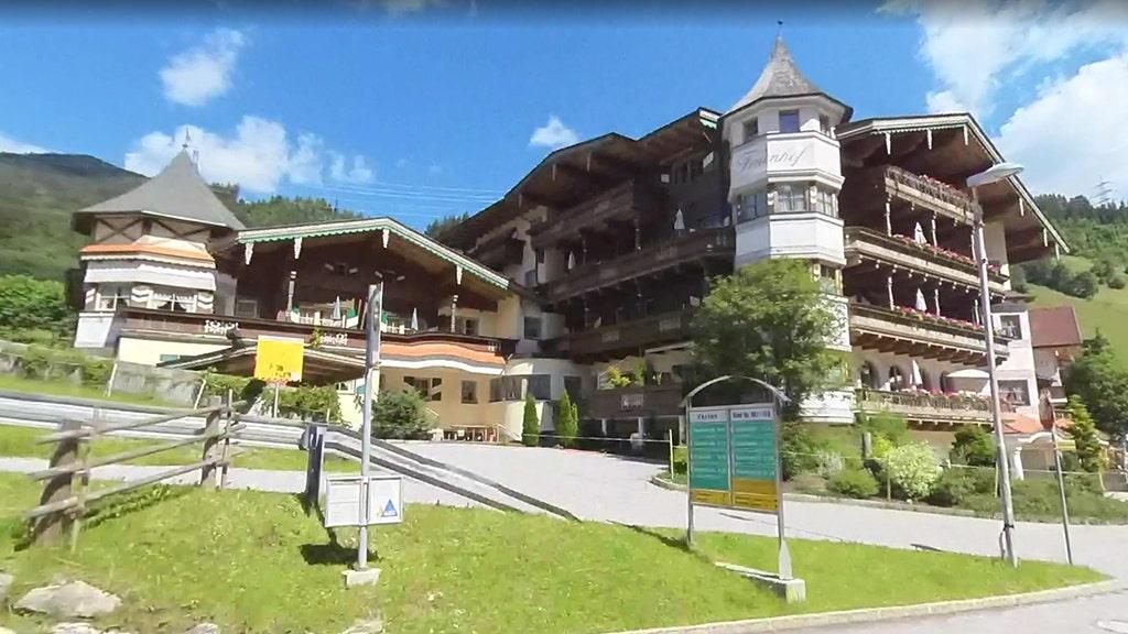 Österreich hotel-Besitzer drop-Klage gegen Gutachter, die kritisiert 'Nazi-Opa' portrait