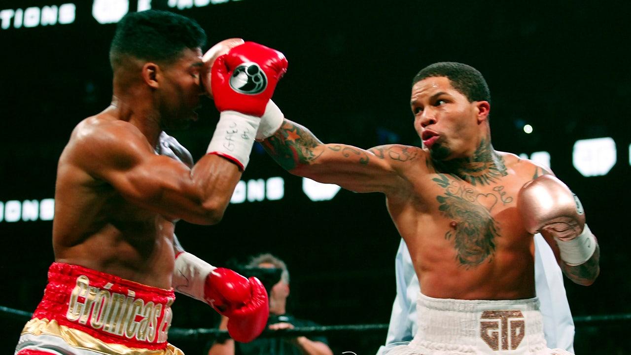 Westlake Legal Group Gervonta-Davis Davis stops Gamboa in 12th, wins WBA lightweight title fox-news/sports/boxing fnc/sports fnc caf4da4c-22e1-57fa-879c-3d47ab1ed747 Associated Press article