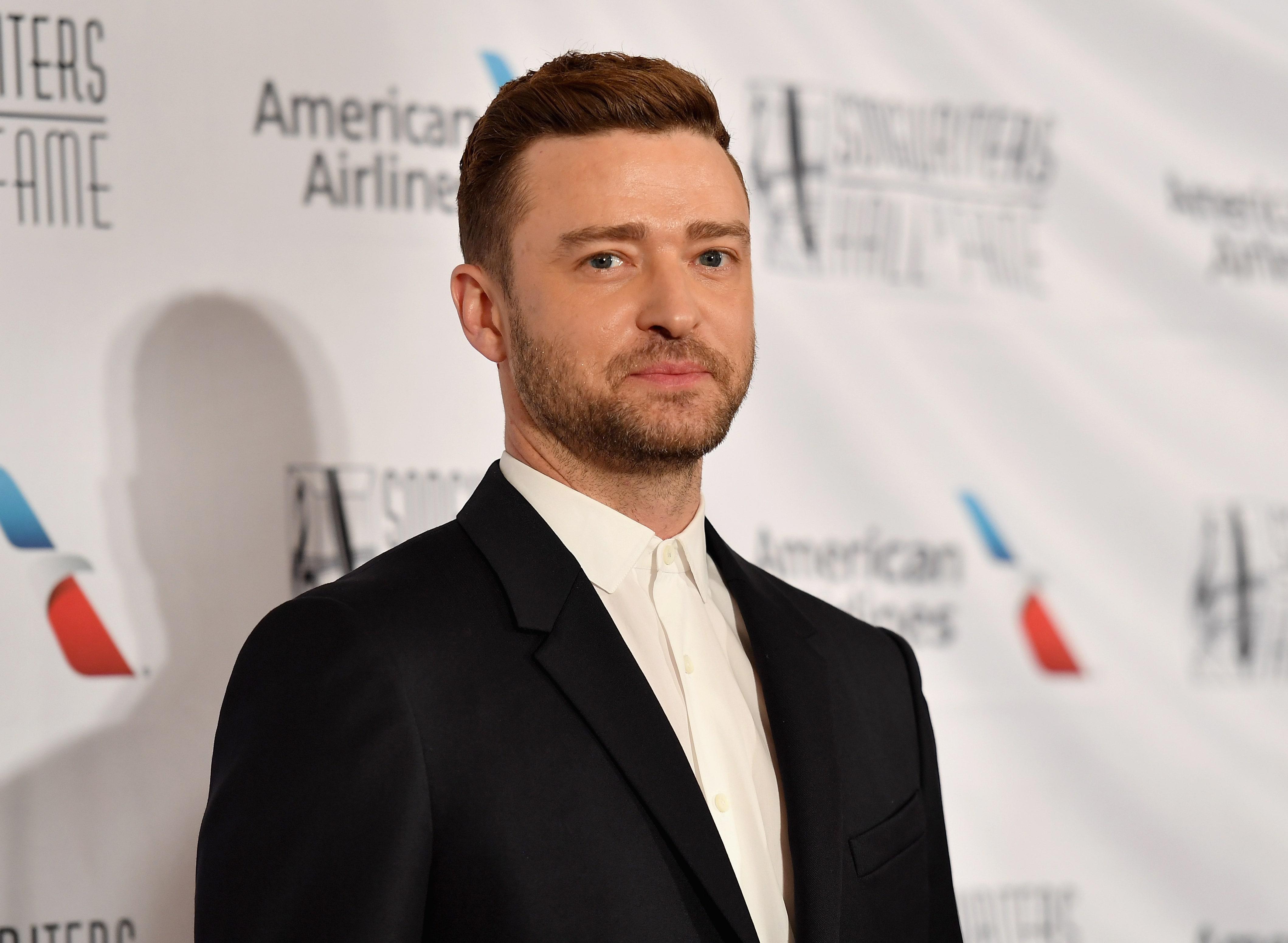 Justin Timberlake addresses Alisha Wainwright hand-holding ...