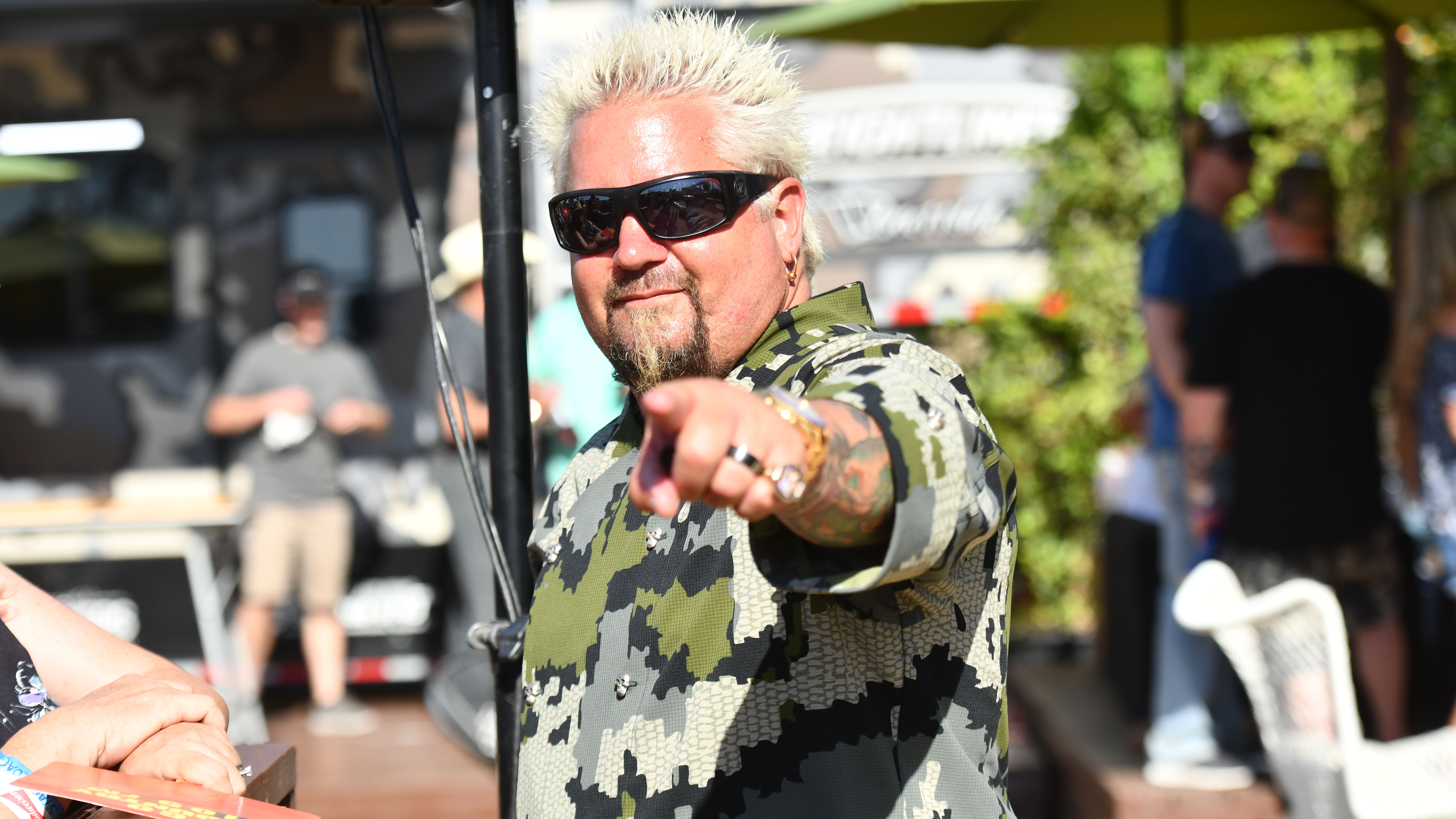 Westlake Legal Group Guy-Fieri Guy Fieri unveils 'Baby Yoda' mashup Michael Hollan fox-news/food-drink/food/celebrity-chefs fox news fnc/food-drink fnc article a7c9f9f7-ba79-5ee6-b35f-7423d3f0f39b